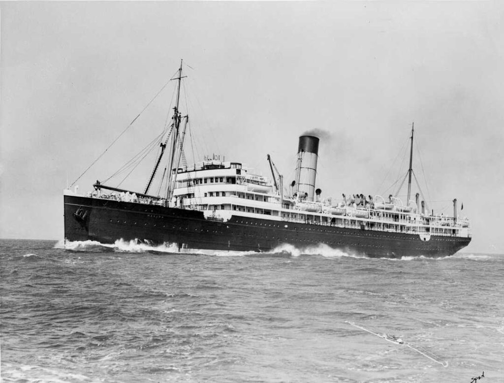 100 Years Ago – RMS Makura's Special Passengers