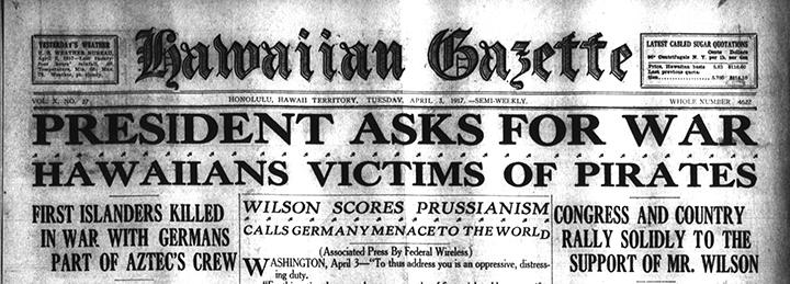World War I Centennial