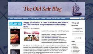 Mahalo Old Salt Blog!