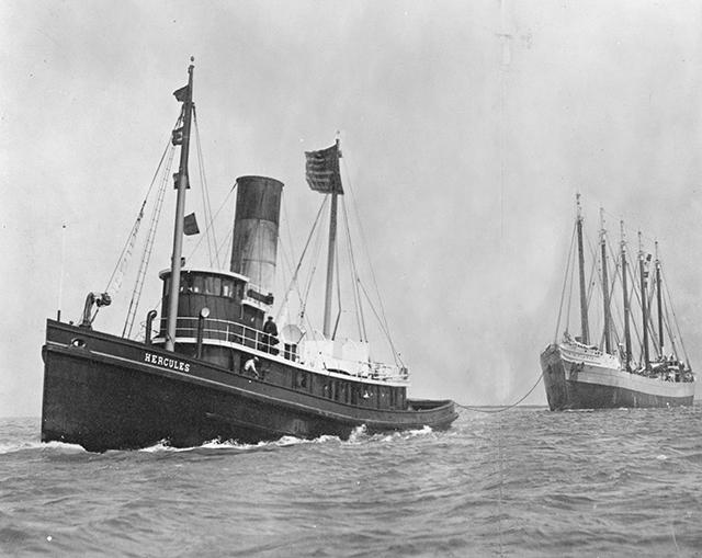 100 Years Ago – Bringing Coal to Hawai'i